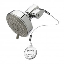 Evolve 1.5 gpm Multi-Function Showerhead with TSV