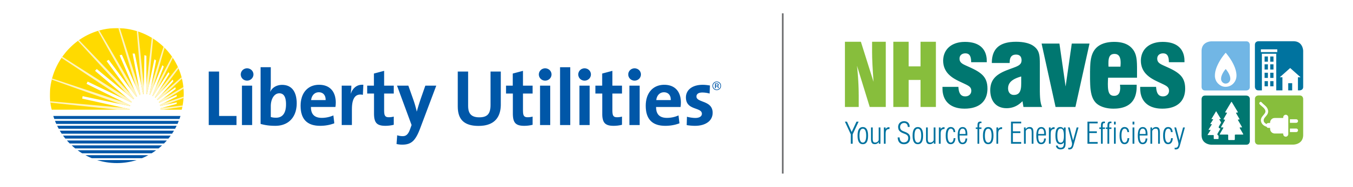 Liberty Utilities | NH Saves Logo